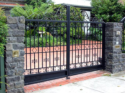 best electric gate installation service in Seattle